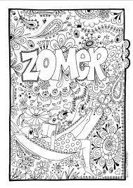 25 Idee Groep 6 Kleurplaat Mandala Kleurplaat Voor Kinderen