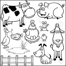 Small Picture Farm Animal Alphabet Coloring Pages Farm animals coloring pages