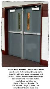 Decorating hollow metal door frames pictures : Fire rated doors, frames and hardware from House of Doors ...
