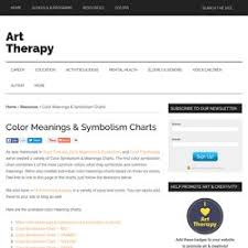 Color Meanings Symbolism Chart Symbolism Of Color Using Color For Meaning Pearltrees