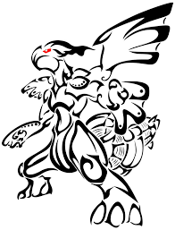 Yay For Tribalized Zekrom One Of