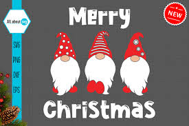 Thousands of new merry christmas vector resources are added every day. Christmas Gnomes Svg Merry Christmas Graphic By All About Svg Creative Fabrica