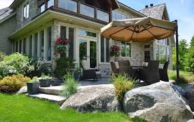 let us help you find the perfect material and layout to enhance your home and landscape design and realize your vision for your outdoor patio and how you