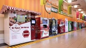 Biggest Vending Machine Stunning Giant Singapore Launches Biggest Vending Machine Cluster In