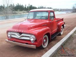 1955 MERCURY M100 CLASSIC PICKUP TRUCK!