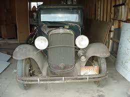 1931 Chevrolet Special Sedan