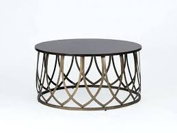 hammered metal side table round metal coffee table awesome silver hammered metal industrial round coffee table
