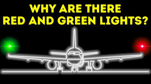 Helicopter Red Green Lights Why Lights At Plane Wings Are Different