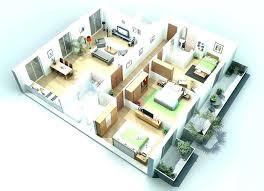 3 bedroom floor plan design image of custom house floor plan design 3 bedroom open floor