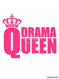 Krone Pink Frau Drama Queen Prinzessin Weiblich Balken Girl Sexy