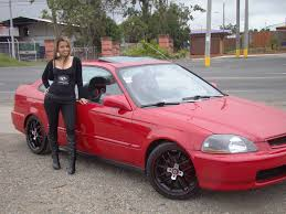 Reps85 1996 Honda CivicEX Coupe 2D Specs, Photos, Modification ...
