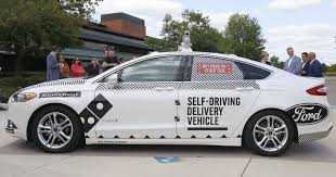 dominos woonsocket ri ford and dominos team up to test driverless pizza delivery
