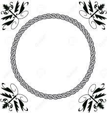 black border frame design and has rope like border use for wedding Wedding Card Frame Border Vector black border frame design and has rope like border use for wedding card or photo frame Black Vector Border Frame