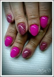 Gelové Nehty Inspirace č102 Magic Nails Gelové Nehty