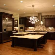 kitchens with dark brown cabinets. Chocolate Brown Cabinets Kitchens With Dark