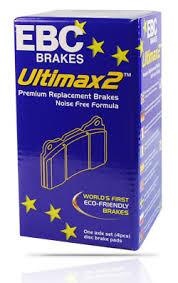 Ultimax2 Brake Pads By Ebc Brakes