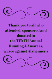 Running 4 Answers   A 5K Race and 2-Mile Fun Run to Benefit Cure ...