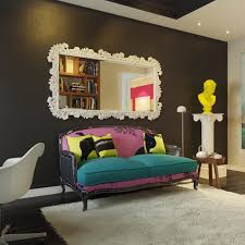 Interior Design For Living Room And Bedroom Modern Pop Art Style Apartment