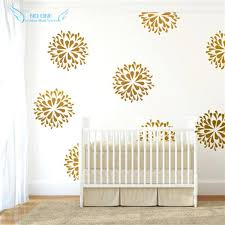 gold wall decor beauteous gold flowers wall decals vinyl sticker kids bedroom wall art decor design gold textured wall art  on rose gold wall art stickers with leaf canvas wall art white set of four rose gold wall art amazon