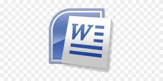 microsoft word icon microsoft word word icon windows 7 free transparent png clipart