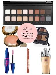 high end vs makeup s
