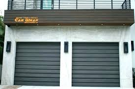 garage door wraps vinyl simple ideal custom wood grain for kitchen jamb garage door wraps