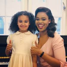 """Pretty Yende on Twitter: """"This young lady was absolutely amazing on her  debut last night. Thank you Isabella for being an incredible inspiration  for my first performance of Lucia @bay_staatsoper A big"""