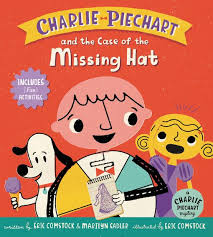 Charlie Piechart And The Case Of The Missing Hat Marilyn