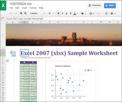Sample Excel Files What Is An Xlsx File And How Do I Open One