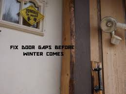 front door weather strippingFront door Weather stripping has gapsNO MORE  YouTube
