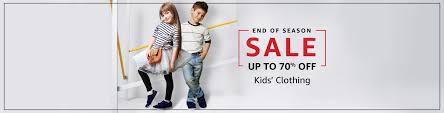 Get great discounts on <b>Kids</b>' <b>clothing</b> | Buy <b>boys</b>', girls' and <b>baby</b> ...
