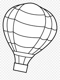 Printable hot air balloon template coloring pages for kids. Energy Hot Air Balloon Templates Pin By Biker Jacket Hot Air Balloon For Coloring Clipart 103975 Pinclipart