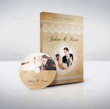 wedding dvd cover and label template bundle vol 2