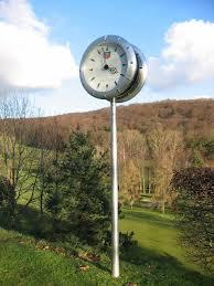 post clock