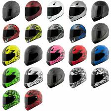 Speed Strength Helmet Size Chart 2019 Speed Strength Ss700 Full Face Motorcycle Helmet Pick Size Color Ebay