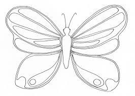 Coloriage De Papillon Gratuit A Imprimer Et Colorier Coloriage Papillons Papillons A Colorier Dessin De Papillon L L L L L L