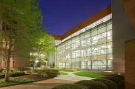 tyson discovery center lobby tyson discovery center garden tyson discovery center exterior night