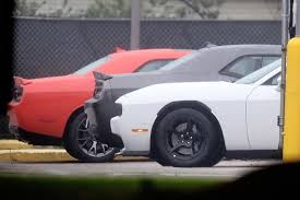 2018 dodge new models. wonderful new dodge challenger hellcat adr spied is a widebody sore thumb with 2018 dodge new models