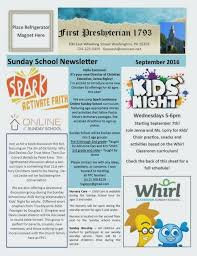 School Newspaper Template Publisher Latest Of School Newsletter Ideas Templates Free Publisher