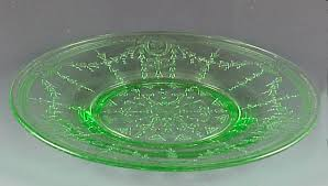 Depression Glass Patterns Classy Let's Reduce Confusion Rose Cameo And Cameo Depression Glass Patterns