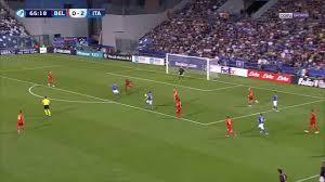 VIDEO - Highlights e gol Italia-Belgio 3-1, Europei Under 21 2019