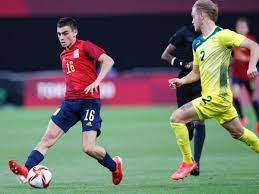 مشاهدة ملخص مباراة وأهداف إسبانيا ضد أستراليا اليوم في أولمبياد طوكيو 2020