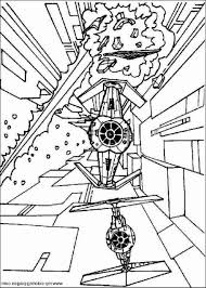 Lego Star Wars Coloring Pages At Getdrawingscom Free For Personal