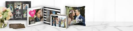 personalised wedding gifts and photos