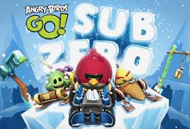 Angry Birds Go! Sub Zero' Adds New Karts, Tracks And Currency