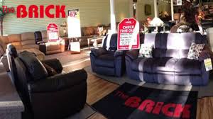 bricks furniture. the brick barrhead furniture appliance sleep set home decor 5 star review appl youtube bricks j