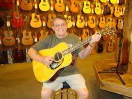 Oklahoma guitar builder honors his father's work