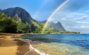 sea and rainbow hd wallpaper 1080 300x187 sea and rainbow beautiful natural scenery
