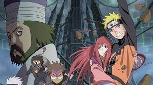 Naruto Shippuden The Movie 4 - The Lost Tower – Rakuten TV