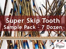 Pegas Scroll Saw Sample Pack Super Skip